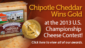 2013 U.S. Cheese Competition Awards