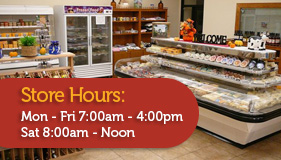 Henning's Cheese Store Hours