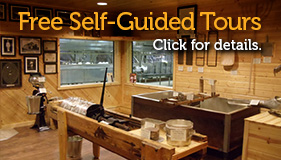 Free Self-Guided Tours