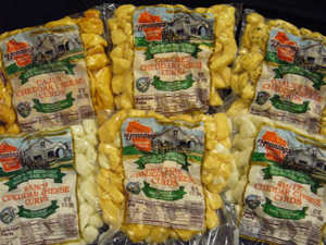 Henning's Cheese Curds